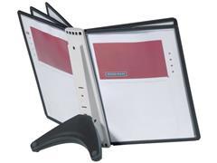 Durable Zichtpaneelhouder Sherpa® Soho Display Inclusief 5 zichtpanelen