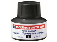 edding RMTK 25 inkt (fles 25 milliliter)