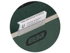Elba Ruiter 65mm, transparant (pak 25 stuks)
