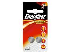 Energizer LR43/186 Knoopcel Batterij, diameter 11,6 mm, 1,5 V (blister 2 stuks)