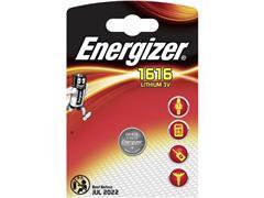 Energizer CR1616 Knoopcel Batterij, ø 16 mm, 3 V