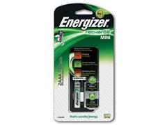 Energizer Mini oplader +2 AAA batterijen