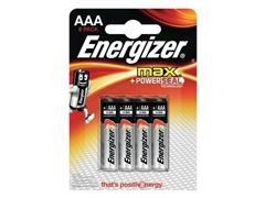 Energizer Max AAA Batterij, 1,5 V (blister 8 stuks)