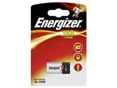 Energizer CR123 Lithium Batterij, 3 V