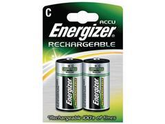 Energizer Batterij oplaadbaar C HR14 (pak 2 stuks)