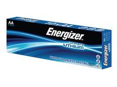 Energizer Ultimate Lithium AA Batterij, 1,5 V (pak 10 stuks)