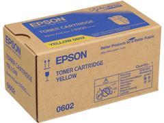 Epson 9300 Toner, Geel