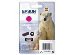 Epson 26 Toner, single pack, magenta