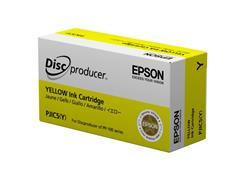 Epson S0204 Toner, single pack, hoog rendement, geel