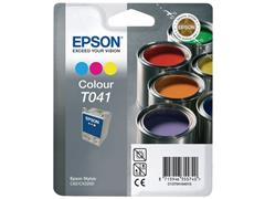 Epson T041 Toner, single pack, kleur