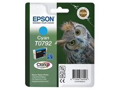 Epson T0792 Toner, single pack, cyaan
