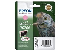 Epson T0796 Toner, single pack, magenta