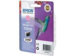 Epson T0806 Toner, single pack, magenta