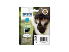 Epson T0892 Toner, single pack, cyaan