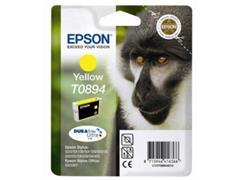 Epson T0894 Inktcartridge, Geel