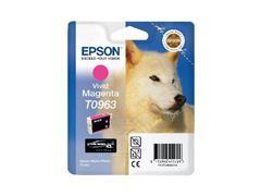 Epson T0963 Inktcartridge, Magenta
