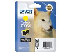 Epson T0964 Inktcartridge, Geel