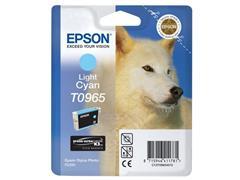 Epson T0965 Inktcartridge, Licht cyaan