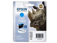 Epson T1002 Toner, single pack, cyaan