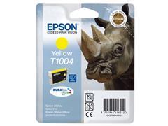 Epson T1004 Toner, single pack, geel