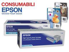 Epson T6032 Toner, single pack, cyaan