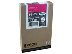 Epson T6163 Toner, single pack, hoog rendement, magenta