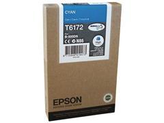 Epson T6172 Toner, single pack, hoog rendement, cyaan
