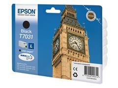 Epson T7031 Toner, single pack, zwart