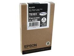 Epson T6161 Toner, single pack, zwart