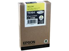 Epson T6164 Toner, single pack, hoog rendement, geel