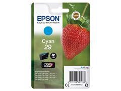 Epson 29 Toner, single pack, cyaan