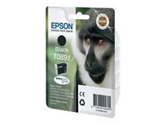 Epson T0891 Inktcartridge, Zwart