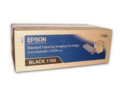 Epson 1165 Toner, Zwart