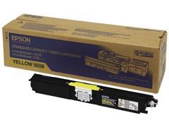 Epson S050558 Toner, Single Pack, Geel
