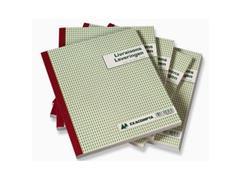 Exacompta Orderboek NRC Levering, doorschrijfboek/ Commande FR-NL 180 x 210 mm 3-voud (pak 5 blokken)