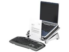 Fellowes Laptopstandaard plus Office Suites™ zwart/zilver