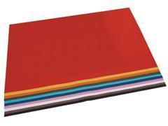folia Fotokarton 50x70 assorti, 300gr (pak 100 stuks)