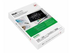 GBC Peel'nStick Lamineerhoes A3, 303 x 426 mm, 2 x 75 micron, Mat (pak 100 stuks)