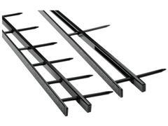 GBC Velo/sure bindstrip zwart 25mm 10p (pak 100 stuks)