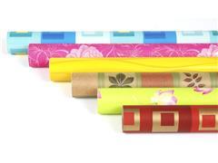 Hallmark Luxe geschenkpapier 70 cm x 2 m (doos 6 rollen)