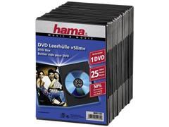 Hama DVD-Rom Slimbox (pak 25 stuks)