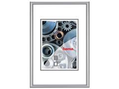 Hama Fotolijst mat zilver (doos 6 stuks)