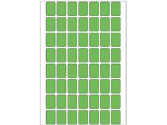 Herma Etiketten, 12 x 18 mm, 1792 stuks, groen (pak 1792 stuks)