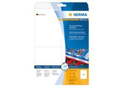Herma Weerbestendige folie etiketten 105x148 mm, 4697 (pak 100 stuks)