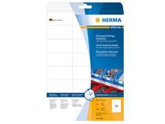 Herma Weerbestendige folie etiketten 70x37 mm, 4695 (pak 600 stuks)