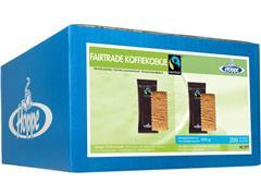Hoppe Fairtrade koffiekoekje (doos 200 stuks)