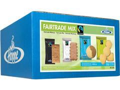 Hoppe Koekjes Melange Fairtrade (doos 150 stuks)