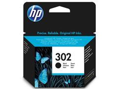HP 302 Inktcartridge, Zwart