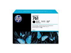 HP 761 Inktcartridge, Mat Zwart