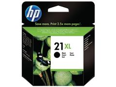 HP 21XL Inktcartridge, Zwart